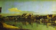 Bernardo Bellotto Pirna Seen from the Right Bank of the Elbe oil painting picture wholesale