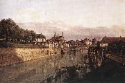 Bernardo Bellotto Zwinger Waterway oil painting picture wholesale