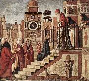 CARPACCIO, Vittore The Presentation of the Virgin fdg oil painting picture wholesale