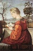 CARPACCIO, Vittore The Virgin Reading fd oil painting picture wholesale