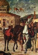 CARPACCIO, Vittore Triumph of St George (detail) dsf oil painting picture wholesale
