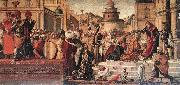 CARPACCIO, Vittore The Baptism of the Selenites dfg oil painting picture wholesale