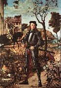 CARPACCIO, Vittore Portrait of a Knight dsfg oil painting picture wholesale
