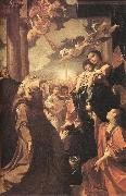 CARRACCI, Lodovico Bargellini Madonna sf oil painting picture wholesale