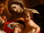 CARRACCI, Lodovico The Dream of Saint Catherine of Alexandria (detail) dfg oil painting picture wholesale