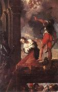 CARRACCI, Lodovico The Martyrdom of St Margaret fg oil painting picture wholesale