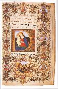 CHERICO, Francesco Antonio del Prayer Book of Lorenzo de  Medici uihu oil painting picture wholesale