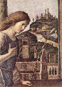 CIMA da Conegliano The Annunciation (detail) dsg oil painting picture wholesale