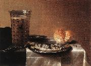 CLAESZ, Pieter Still-life with Herring fg oil painting picture wholesale