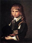 CODDE, Pieter Portrait of a Child dfg France oil painting reproduction
