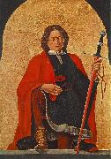 COSSA, Francesco del St Florian (Griffoni Polyptych) dsf oil painting picture wholesale