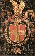 COUSTENS, Pieter Coat-of-Arms of Philip of Savoy dg oil painting artist