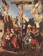 CRANACH, Lucas the Elder The Crucifixion fdg oil painting picture wholesale