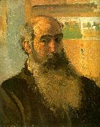 Camille Pissaro Self Portrait oil painting