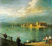 Canaletto San Cristoforo, San Michele Murano France oil painting reproduction