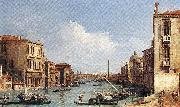 Canaletto The Grand Canal from Campo S. Vio towards the Bacino fdg oil painting picture wholesale