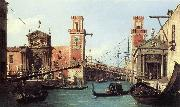 Canaletto View of the Entrance to the Arsenal df oil painting picture wholesale