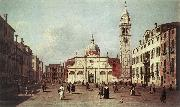 Canaletto Campo Santa Maria Formosa  g oil painting picture wholesale