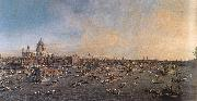 Canaletto The Thames and the City fcf oil painting picture wholesale