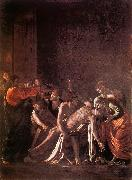 Caravaggio The Raising of Lazarus fg oil painting picture wholesale
