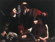 Caravaggio The Sacrifice of Isaac dfg oil painting picture wholesale