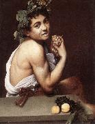 Caravaggio Sick Bacchus g oil painting picture wholesale