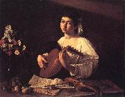 Caravaggio Lute Player f oil painting picture wholesale