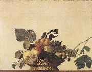 Caravaggio Basket of Fruit df oil painting picture wholesale