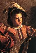 Caravaggio The Calling of Saint Matthew (detail) fdgf France oil painting reproduction