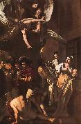 Caravaggio The Seven Acts of Mercy oil painting picture wholesale