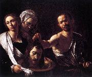 Caravaggio Salome with the Head of St John the Baptist fg oil painting picture wholesale