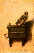 Carel Fabritus The Goldfinch oil painting picture wholesale