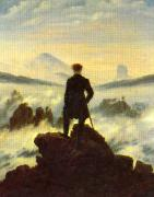 Caspar David Friedrich The Crow 1 oil painting picture wholesale