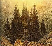 Caspar David Friedrich The Cross on the Mountain oil painting picture wholesale