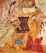 Cimabue St Luke (detail) sd oil painting picture wholesale