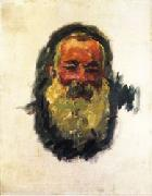 Claude Monet Self-Portrait oil painting picture wholesale