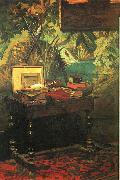 Claude Monet A Corner of the Studio France oil painting reproduction