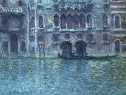 Claude Monet Palazzo de Mula, Venice oil painting picture wholesale