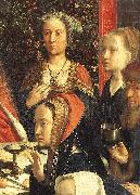 DAVID, Gerard The Marriage at Cana (detail) dsg oil painting picture wholesale