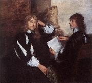 DYCK, Sir Anthony Van Thomas Killigrew and William, Lord Croft fgjh oil painting picture wholesale