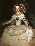 Diego Velazquez Maria Teresa of Spain oil