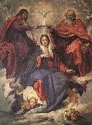 Diego Velazquez The Coronation of the Virgin oil painting picture wholesale