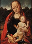 Dieric Bouts The Virgin and Child oil painting artist