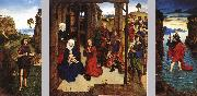 Dieric Bouts Pearl of Brabant oil painting picture wholesale