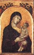 Duccio di Buoninsegna Madonna and Child with Six Angels dfg oil painting picture wholesale