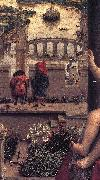 EYCK, Jan van The Virgin of Chancellor Rolin (detail) dfg oil painting picture wholesale