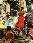 Edgar Degas Aix Ambassadeurs oil painting picture wholesale