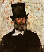 Edgar Degas Leopold Levert oil painting picture wholesale