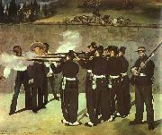Edouard Manet The Execution of the Emperor Maximillion oil painting picture wholesale