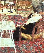 Edouard Vuillard Madame Arthur Fontaine oil painting reproduction